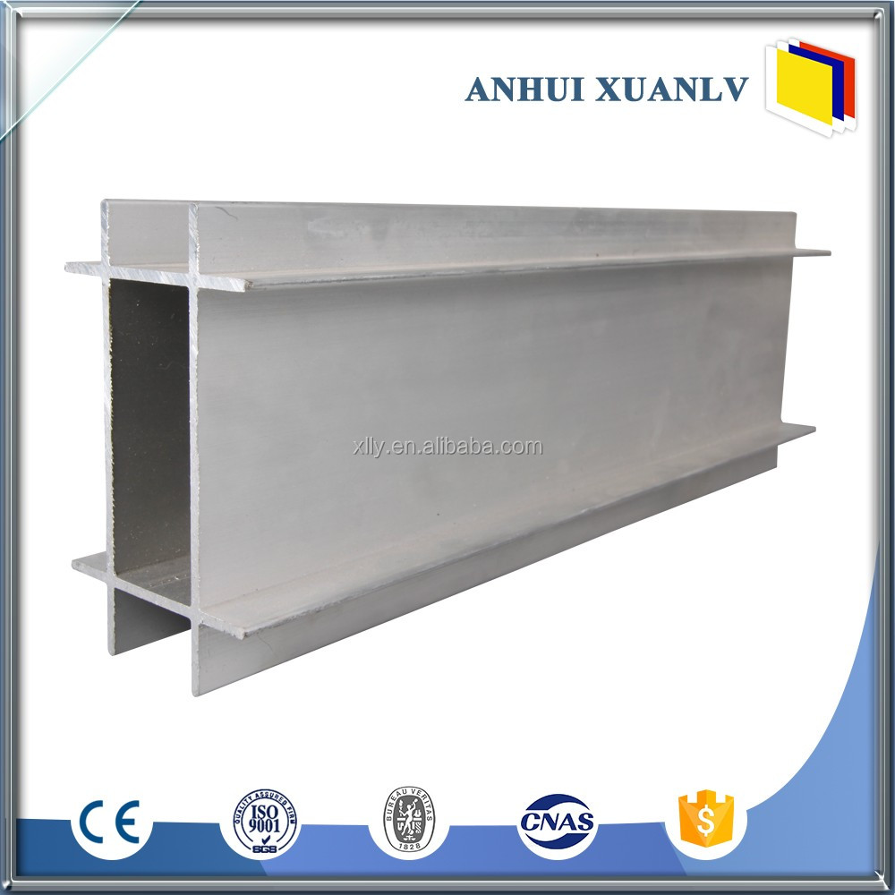 Decorative aluminum profile for sliding doors and windows section with high quality
