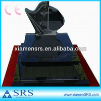 China black Granite Tombstone Headstone Monument