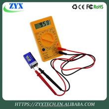 DT-830B LCD Types Of Low Price mini Pocket digital multimeter
