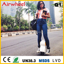 2016 hot seller Airwheel classic model Q1 twin-wheeled mini self balancing electric scooter