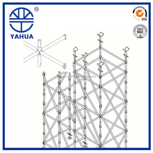 EN74 Galvanized types of scaffolding system