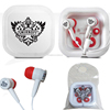 mp3 earphone promotional colorful earphones