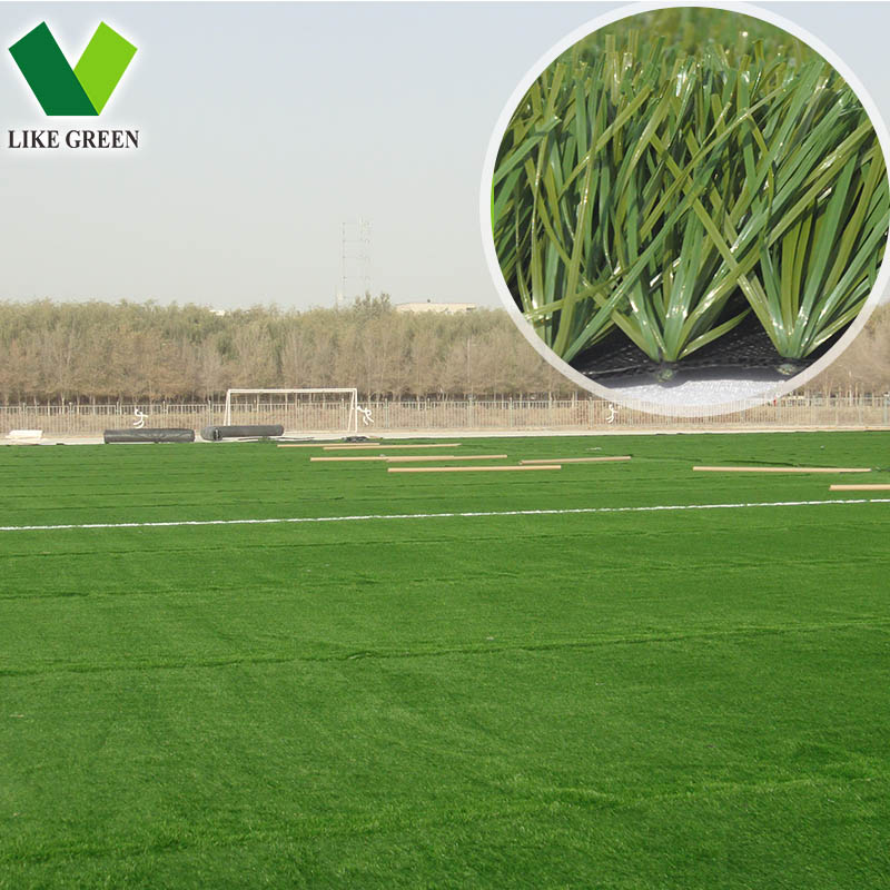 Football Sport Synthetic Grass Used