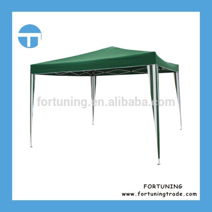Experienced factory cooperated easy open corner gazebo