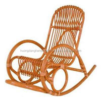 Selling Rattan Relaxing Chair Traditional Vietnam
