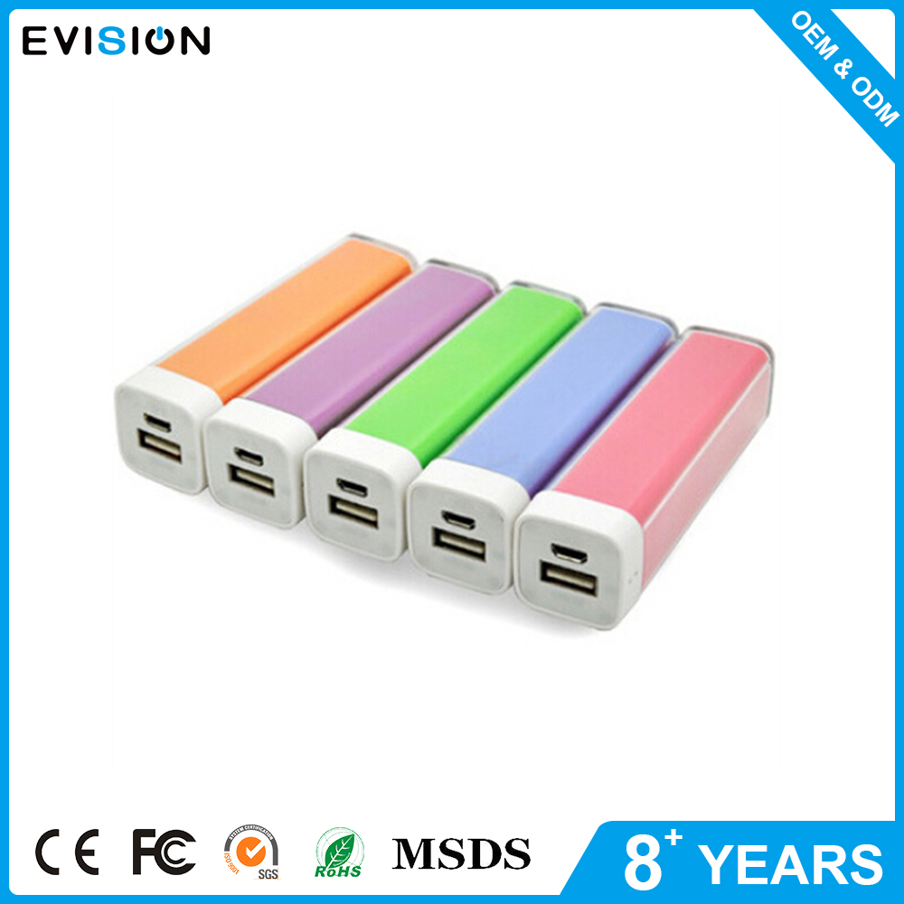 Hot Selling Portable Battery Charger 1200mAh Power Bank