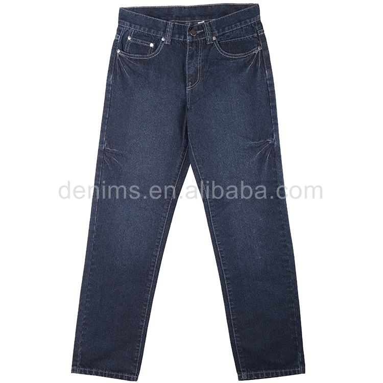 Young boy's jeans common pants hot sale jeans