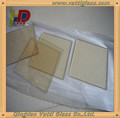 sell 4mm 5mm 4.5mm ceramic fireplace glass high quality glass ceramic