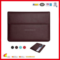 Slim sleeve case for ipad pro , Protective case for ipad pro 12.9 inch, for ipad pro case leather brown