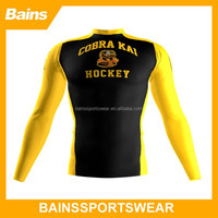 Wholesale custom printed rash guard manufacturer