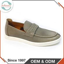 European Famous Brand Rubber Outsole Mens Formal Casual Shoes