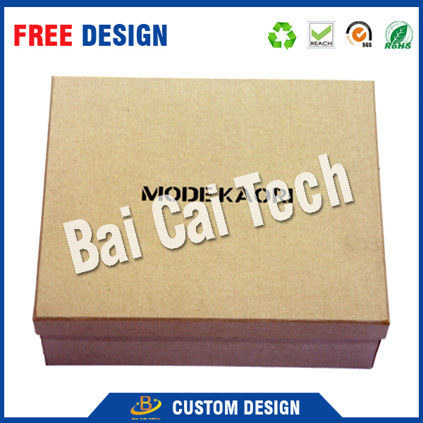2016 Fashionable style packaging products cheap custom watch box wholesale