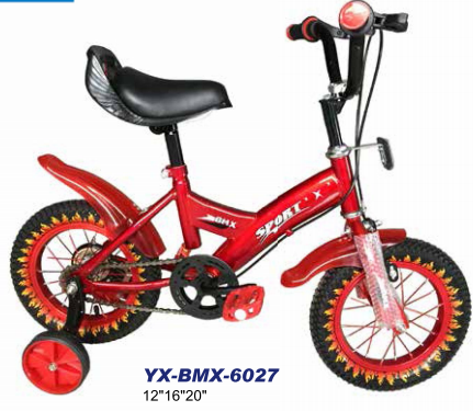 e red mini wholesale BMX bicycle
