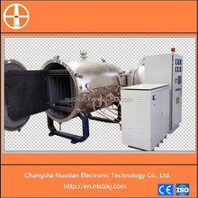 Cheap graphene induction vacuum graphitization furnace