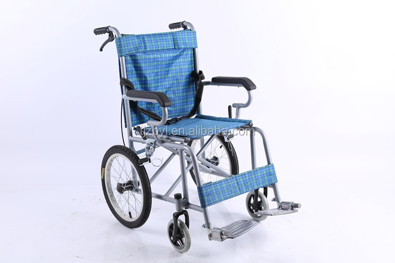 electroplating folding battery operated wheelchair