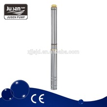Multistage Electric Water Pump Non Clog Large Submersible Pump