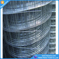Hot Dipped Galvanized Welded Wire Mesh Fence / chicken wire fencing panels
