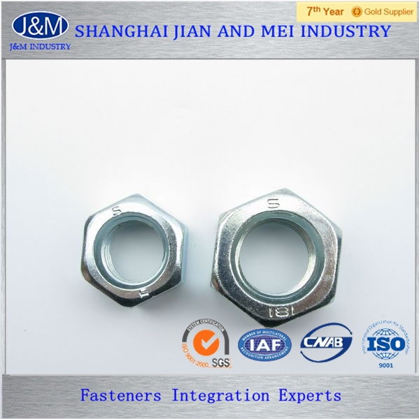 high quality stainless steel joint connector nut
