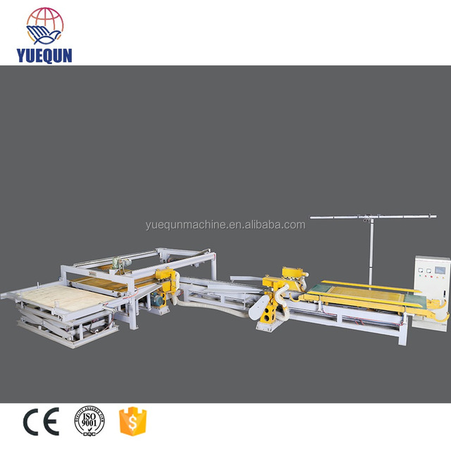 4x8' CNC plywood edge cutting woodwork wood machine sawmill log circular saw