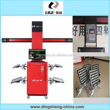wheel alignment machine 3d car testing tools alignment gauge
