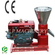 2014 Best selling wood pellet machine with diesel engine hot sale in Philippines