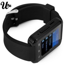 bluetooth smart watch u8 samrt bluetooth phone with GSM/EDGE/GPRS network