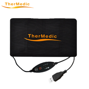 New style medical use Qi-point Thermal infrared electric self heating pad - QPU50