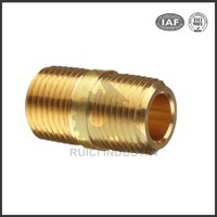 OEM small threaded brass tube in China