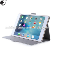 2016 New Arrival With Ultra Thin Designs Luxury Flip PU+PC Rotation Tablet Case For iPad Mini 4