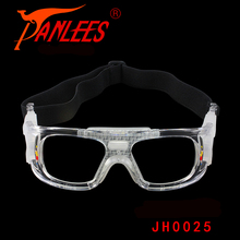 Anti Scratch Basketball Spectacle High Impact Basketball Goggles ANSI Eyewear for Eye Protection