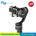 feiyu handheld 3 axis brushless gimbal of action camera accessories