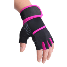 2017 new design fitness heated cycling cool bicycle gym bike gloves