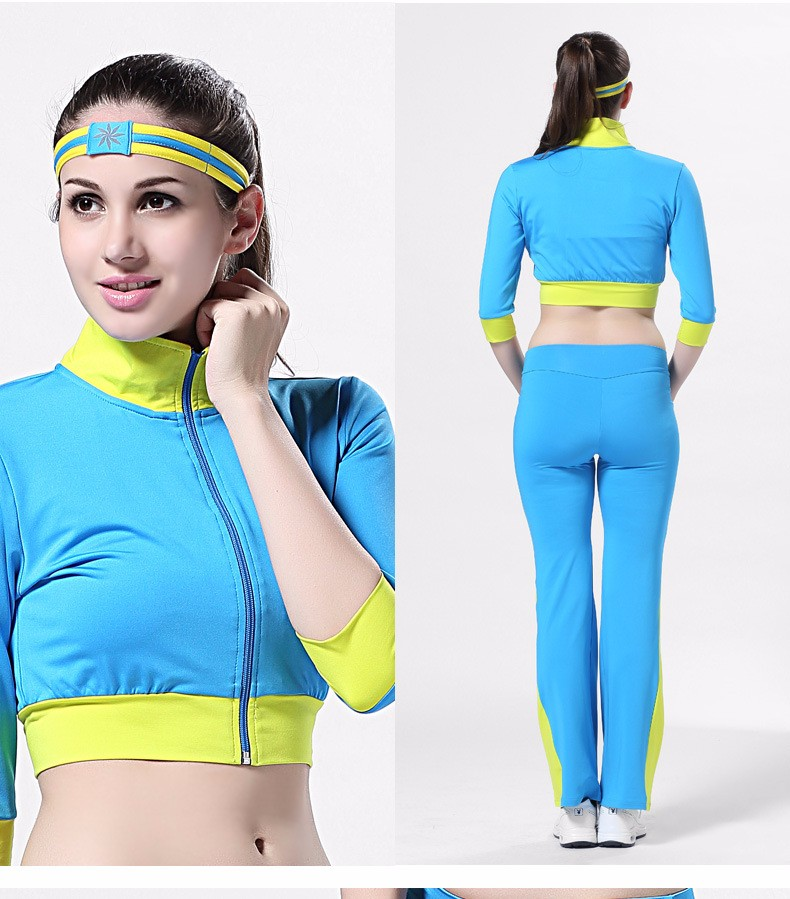 Wholesale Women Spportswear Dance Suits Yoga wear