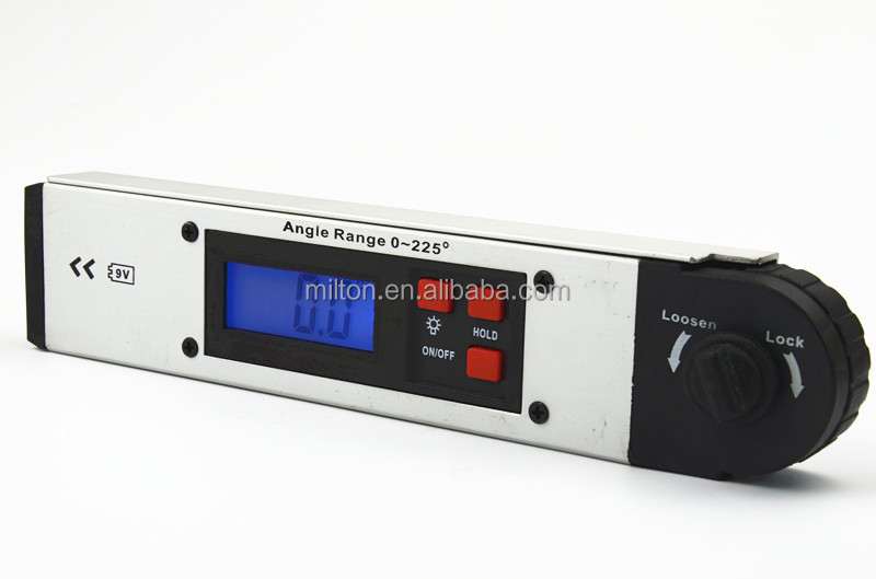 250mm Angle Finder angle finder level Digital Protractor