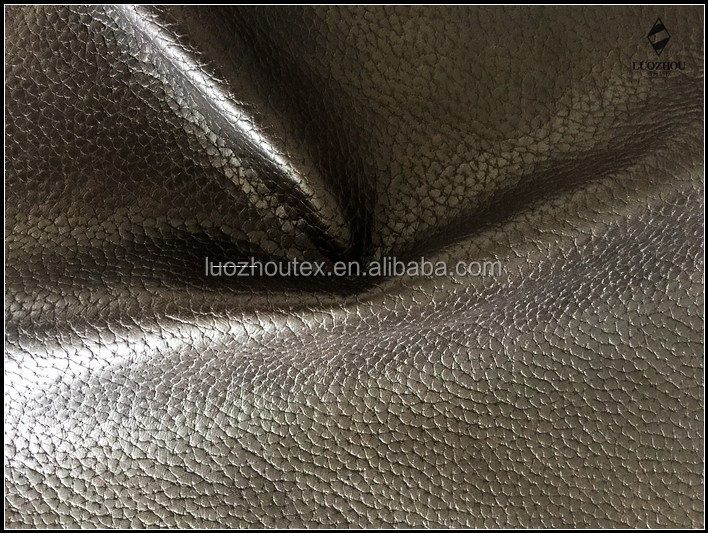 printed leather look fabric for sofas