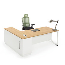 Cheap design mdf office desk simple fashion design office table for director