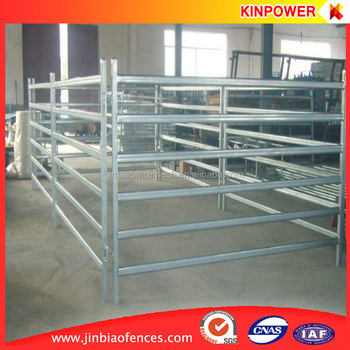 Wholesale hot dip galvanized Cattle Yard