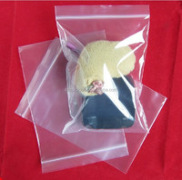Tennis balls custom pe bags clear ziplock bag
