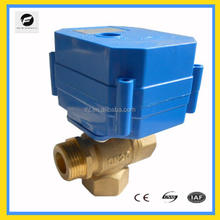 CWX-60P series solenoid water valve auto control for water treantment,IC card,HVAC