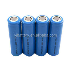 lithium battery factory wholesale price YJ 18650 3.7v 1500mah li-ion battery