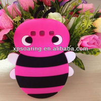 Cute bee silicone for Samsung Galaxy S3 I9300 soft case cover