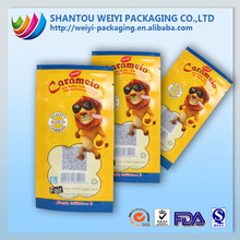 Newest brand Flexographic stand up food packaging nylon bag