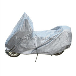 Custom Color and Size OEM Sun Protection Waterproof Oxford Scooter Cover with Security Hole