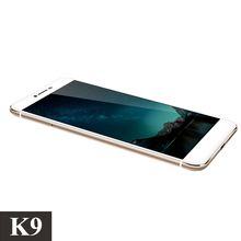 5.5'' FHD Mobile Phone K9 MTK6735 Quad Core 2GB RAM 4G LTE Smartphone