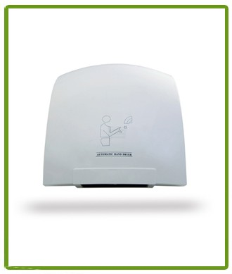 China suppliers wholesale infrared sensor controlled low speed high temperature automatic hand dryer