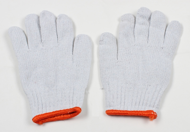 Working gloves importers saudi arabia Tc cotton glove