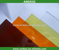 3mm polycarbonate sheet plastic roofing