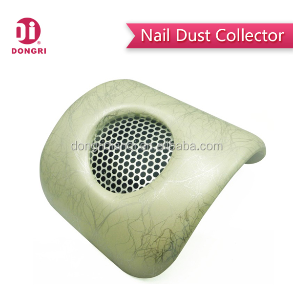 DR-238W 23W Nail Dust Collector Vacuum Nail Dust Vaccum 3 Dust Collecting Bags,Muti-colors,