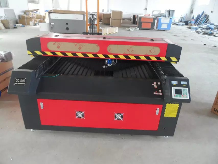 120W Factory direct Cheap Hot Sale coconut shell co2 laser wood and metal cutting and engraving machine price