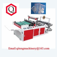 Computerized Automatic Heat-Cutting Side Sealing bag making machine